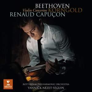 Beethoven & Korngold - Violin Concertos
