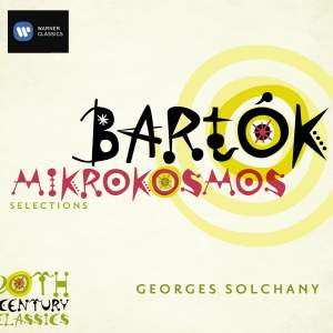 Bartók: Mikrokosmos (selection) Product Image