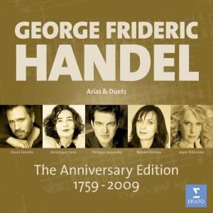 Handel: Arias & Duets (The Anniversary Edition 1759-2009)