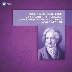 Beethoven: Trios, Violin Sonatas & Cello Sonatas