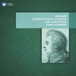 Mozart: Complete Piano Sonatas & Variations
