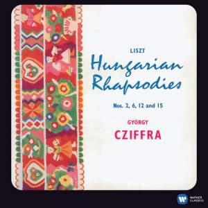 Liszt: 17 Hungarian Rhapsodies