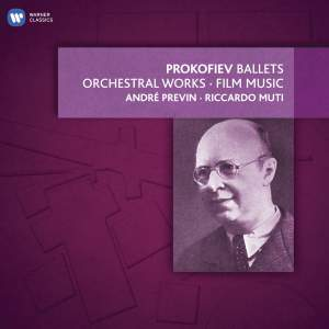 Prokofiev: Ballets, Orchestral Works and Film Music