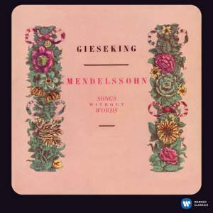 Mendelssohn: 17 Songs without Words