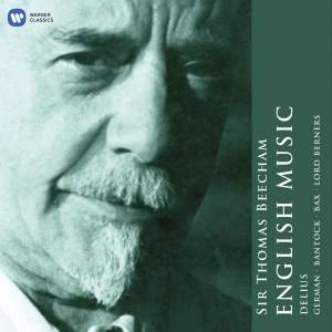 Sir Thomas Beecham conducts English Music