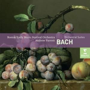 JS Bach: Orchestral Suites BWV 1066-69 & Triple Concerto