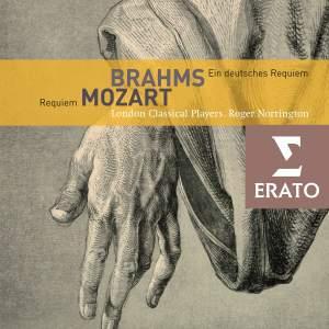 Mozart & Brahms: Requiem
