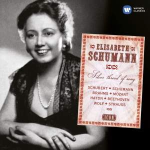 Elizabeth Schumann: The Elegant Soprano