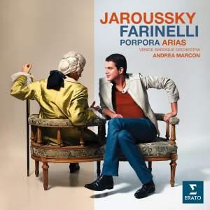 Porpora: Farinelli Arias