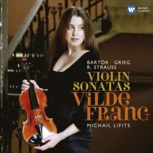 Bartok, Strauss & Grieg: Violin Sonatas