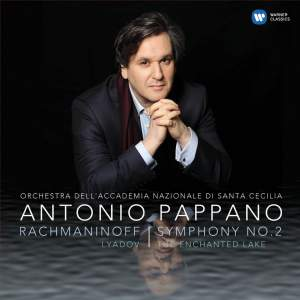 Antonio Pappano conducts Rachmaninov & Liadov