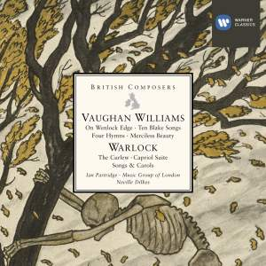 Vaughan Williams & Warlock