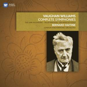 Vaughan Williams: The Complete Symphonies