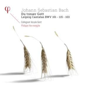 JS Bach: Du treuer Gott Product Image