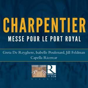 Charpentier, M-A: Messe pour le Port-Royal H.5