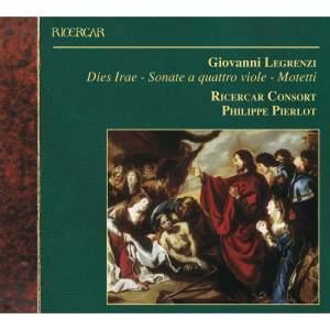 Legrenzi: Vocal and Instrumental Works