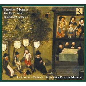 Morley: First Book of Consort Lessons