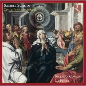 Samuel Scheidt - Concertuum Sacrorum