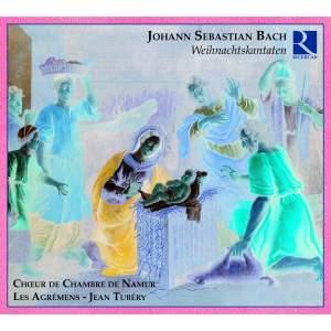 Bach - Christmas Cantatas Product Image