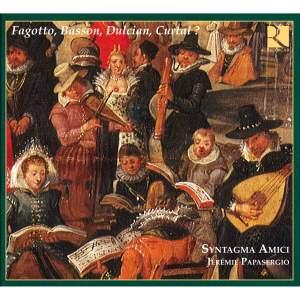 Fagotto, Basson, Dulcian, Curtal ?