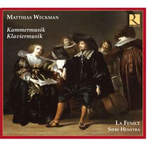 Weckman - Kammermusik & Klaviermusik