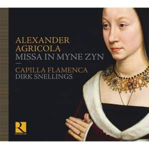 Agricola: Missa In myne Zyn Product Image