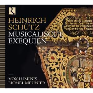 Schütz: Musicalische Exequien Product Image