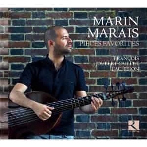 Marin Marais: Pièces Favourites for Viola da Gamba Product Image