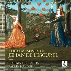 The Love Songs of Jehan de Lescurel Product Image