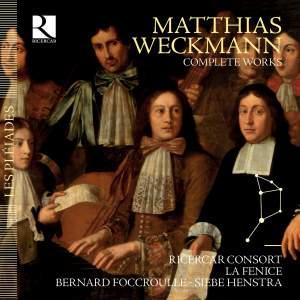 Matthias Weckmann: Complete Works