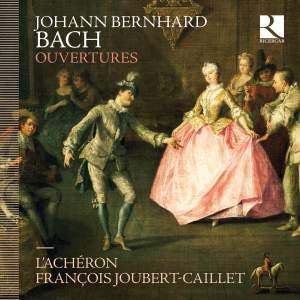 Bach, J B: Ouvertures Product Image