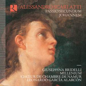 Alessandro Scarlatti: Passio Secundum Johannem Product Image