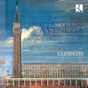 Quattro Violini A Venezia Product Image