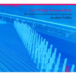 C P E Bach - Reveries for Connoisseurs & Amateurs