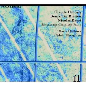 Debussy, Britten & Bacri - Cello Sonatas Product Image