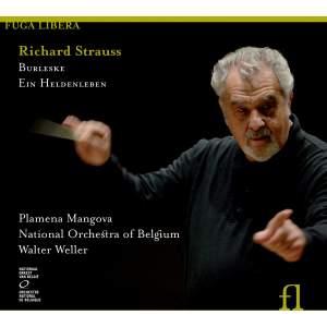 Strauss - Burleske & Ein Heldenleben