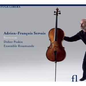 Adrien-François Servais - Souvenirs
