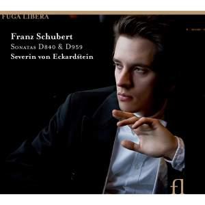 Schubert - Piano Sonatas Nos. 15 & 20