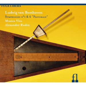 Beethoven - Symphonies Nos. 1 & 6 Product Image