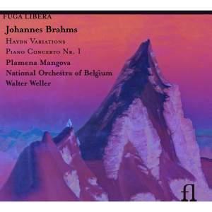 Brahms: Haydn Variations & Piano Concerto No. 1