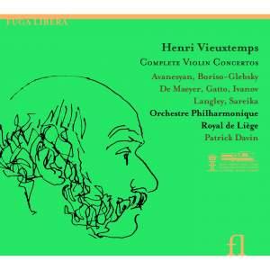 Vieuxtemps: Complete Violin Concertos
