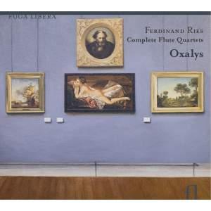 Ferdinand Ries: Complete Flute Quartets