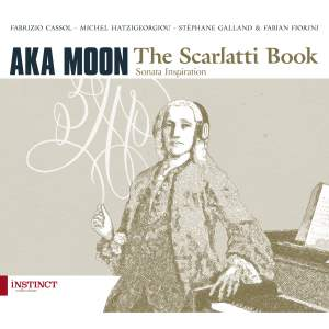 Aka Moon: The Scarlatti Book