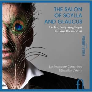 The Salon of Scylla & Glaucus