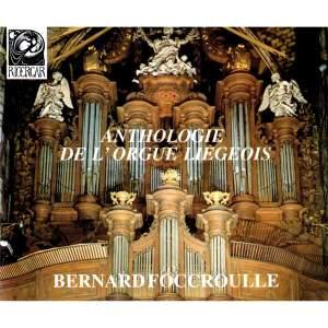 Anthologie de l'orgue liegeois
