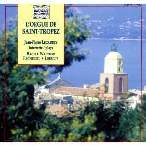 L'Orgue de Saint-Tropez
