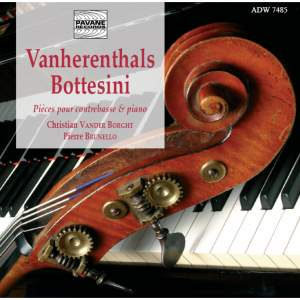 Vanherenthals & Bottesini: Works for Double Bass