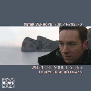 When The Soul Listens: Piano Works by Lodewijk Mortelmans