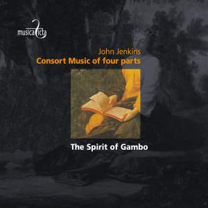 Jenkins, J: Consort Music for Four Parts