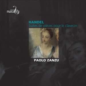 Handel: Suites De Pièces Pour Le Clavecin